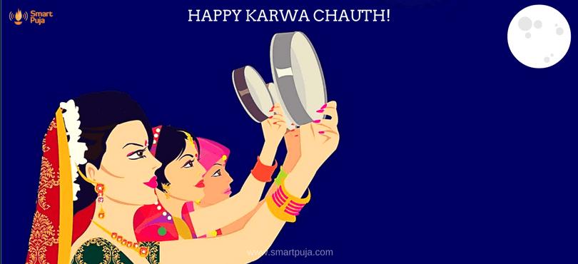 Karwa Chauth Puja @smartpuja.com