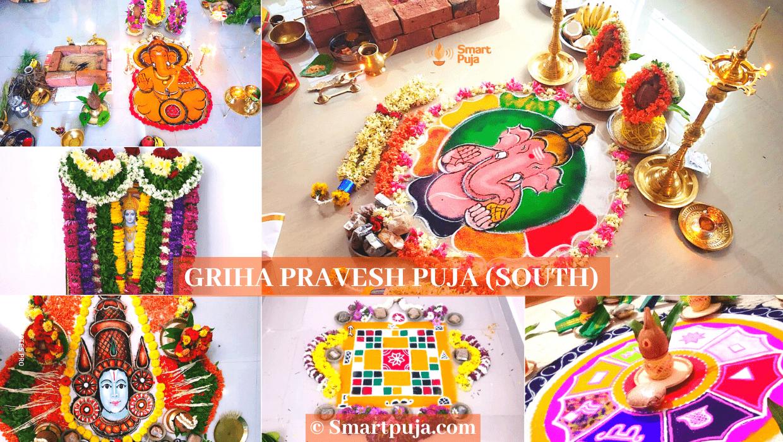 Griha Pravesh Puja - www.smartpuja.com