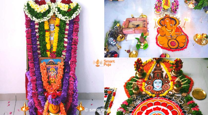 Griha Pravesh Puja - Smartpuja.com
