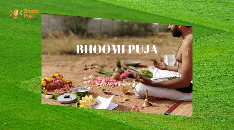 Bhoomi Puja @ smartpuja.com