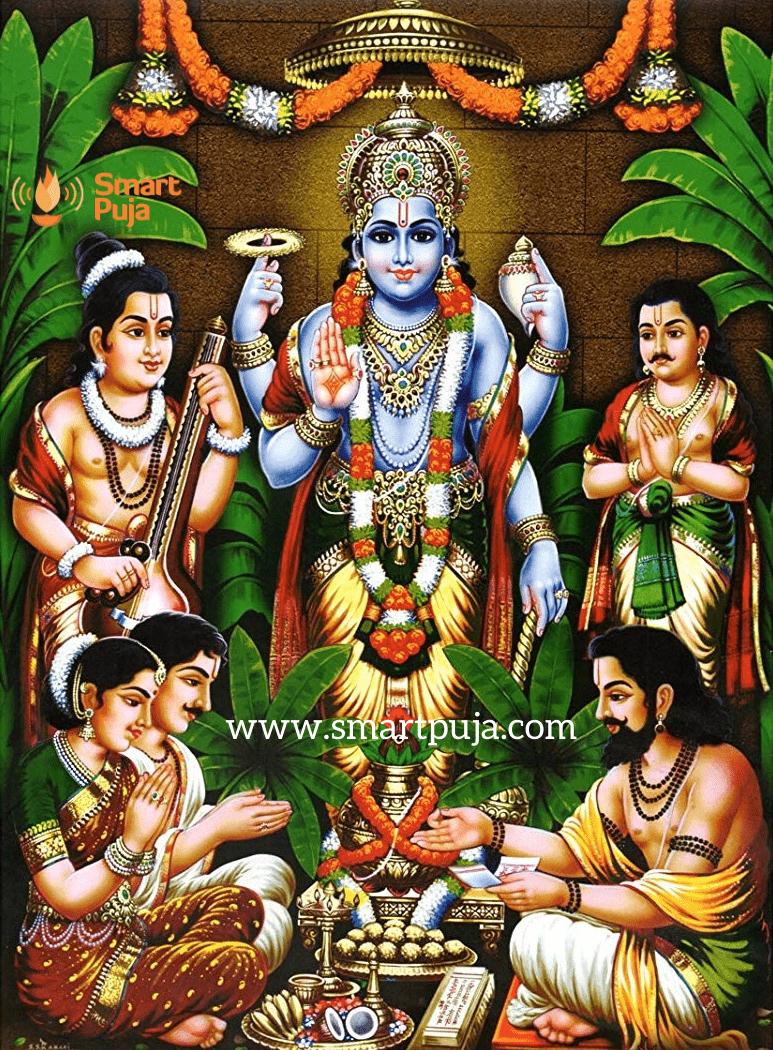 Satyanarayan Puja_South@smartpuja.com