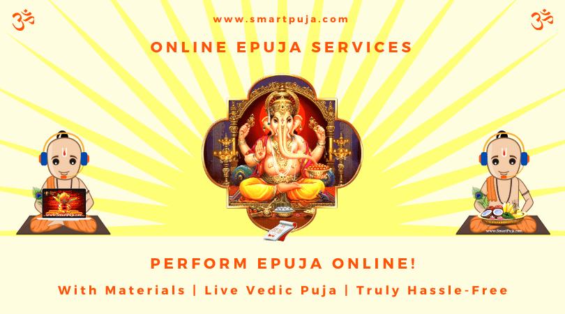 online e-puja services @ www.smartpuja.com